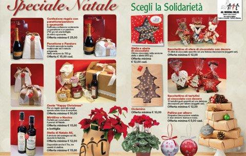 Regali Solidali Natale AIL