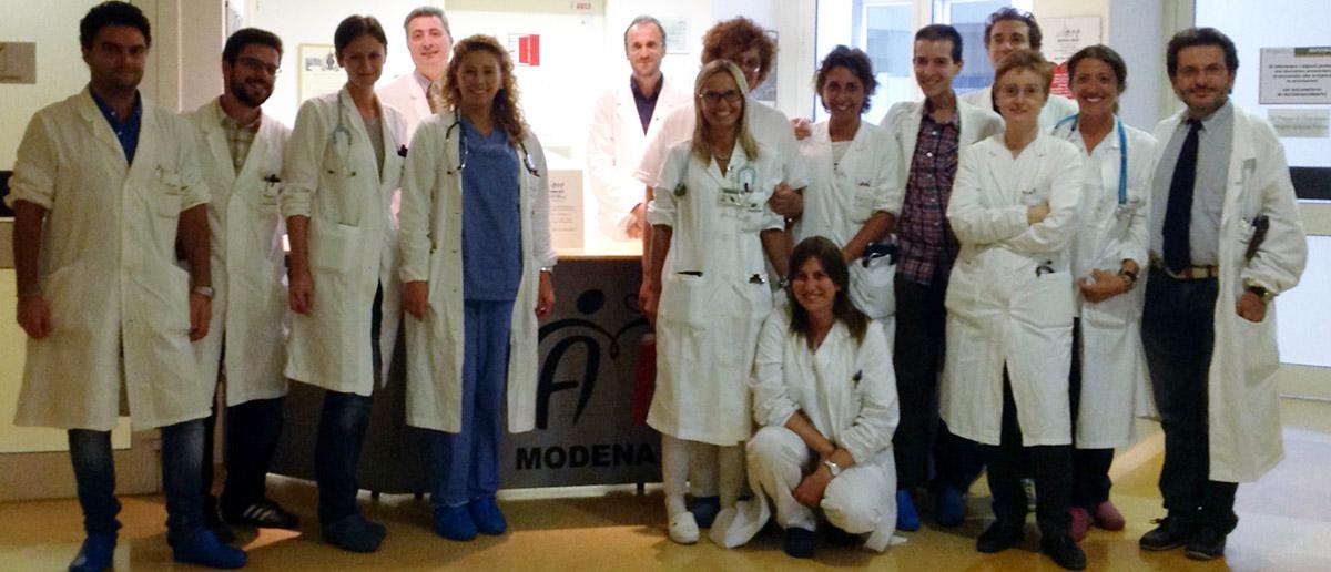 ail modena foto medici
