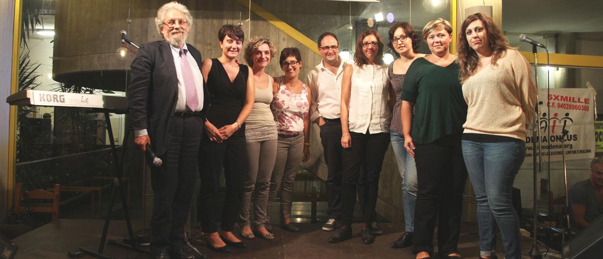 ricerca scientifica ematologica - ricercatrici ail modena
