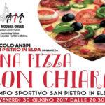 pizza con chiara 2017