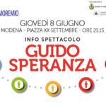 Info spettacolo Guido Speranza