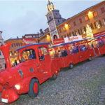 Natale AIL: il trenino natalizio a sostegno di AIL Modena