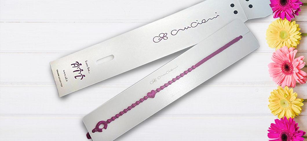 braccialetti cruciani per ail