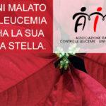 CAMPAGNA STELLE DI NATALE AIL 7-8-9 DICEMBRE 2018