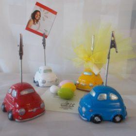 cod.PFAT portafoto-memo clip auto 4 colori assortiti