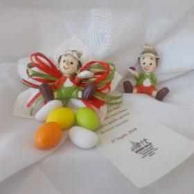 cod.MG2030 Magnete Pinocchio in resina 2 soggetti assortiti