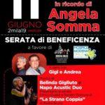 Serata di Beneficienza  in ricordo di Angela Somma