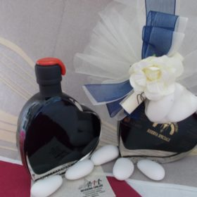 cod.PSS Ampolla contenente 40ml balsamico di Modena – decoro a scelta fornibile con o senza scatola