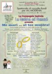 Venerdi' 8 Novembre Teatro dei segni Spettacolo di Raccolta fondi per Ail Modena