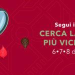 6-7-8 Dicembre Campagna Stelle di Natale AIL 2019
