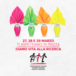 27,28,29 Marzo  Campagna Uova di Pasqua AIL 2020